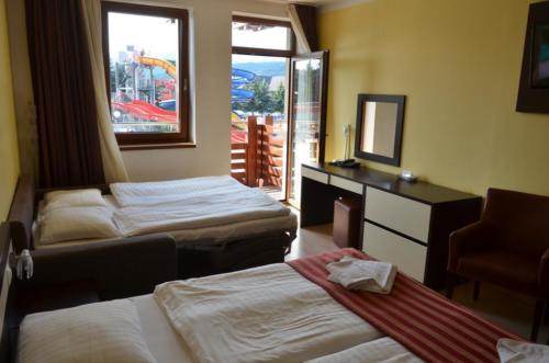 Apartmán AQUAPARK - Hotel Bešeňová - ubytování - přistýlka