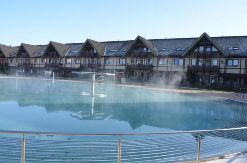 Apartmán Aquapark - Hotel Bešeňová - pohled