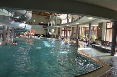 Vnitřní bazény s teplou vodou Aquapark Bešeňová - Apartmán AQUAPARK - Hotel Bešeňová
